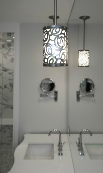 Bathroom Lighting Toronto Custom Bathrooms Renovations - Custom bathroom lighting