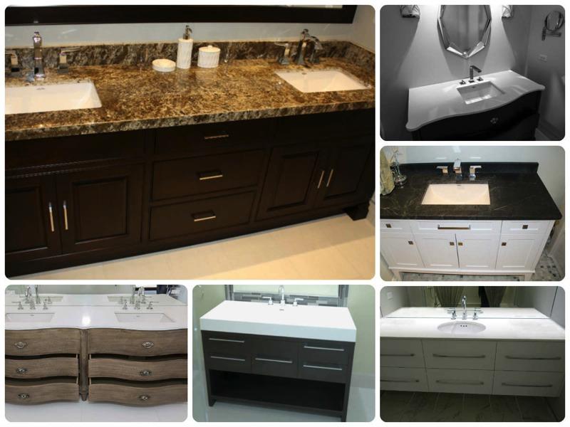 Custom Bathroom Vanities In Toronto bathroom vanities - toronto custom bathrooms renovations